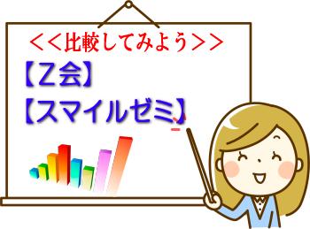Z会・スマイルゼミ比較
